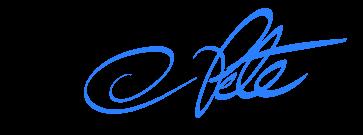 Signature, Pete