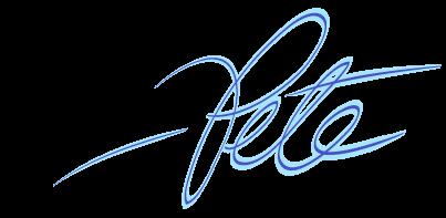 – Pete